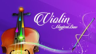 Violin: Magical Bow by Funais Rubycell Entertainment screenshot 1
