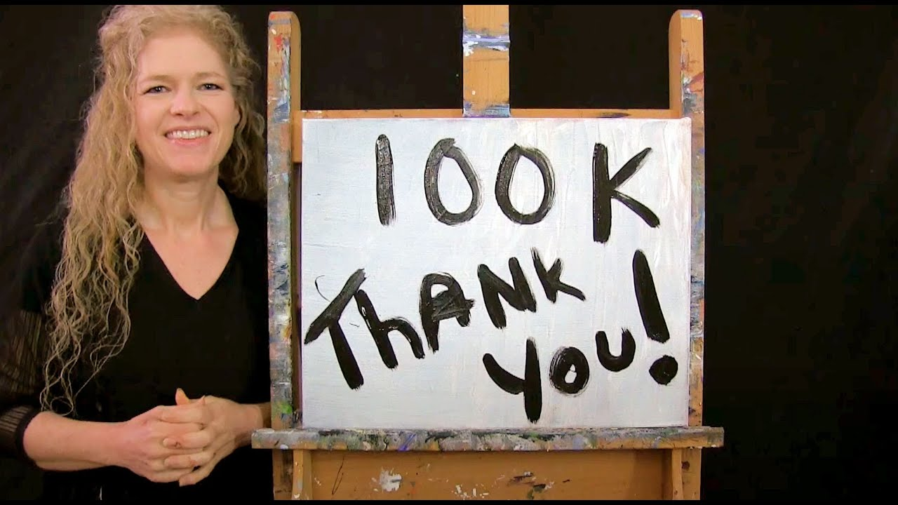 Hurray.... My Channel Reached 100K!