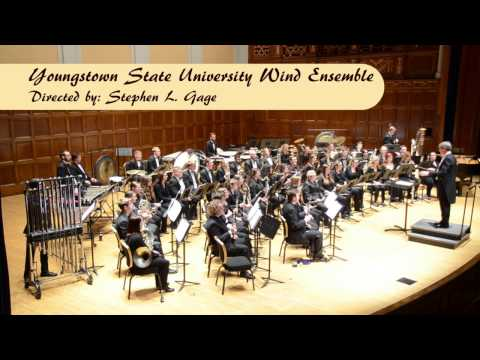 Youngstown State Wind Ensemble Performs Russian Christmas Music