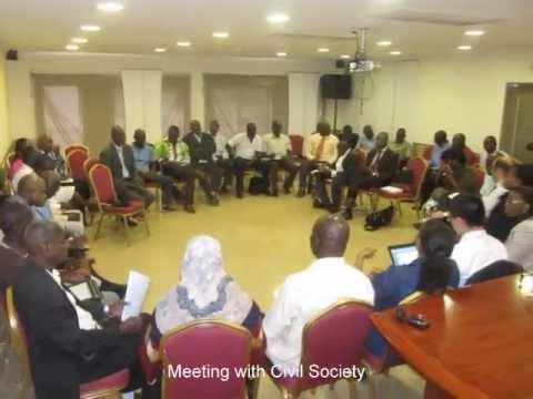 World Bank Mission to Bissau
