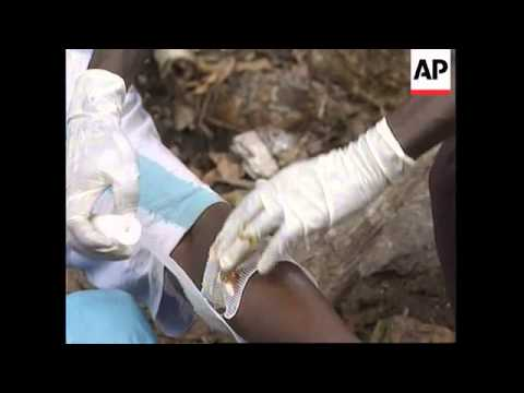 Liberia - Executions Between Warring Factions