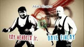 WNC 9.20 DAVE FINLAY vs RAY MENDOZA Jr.