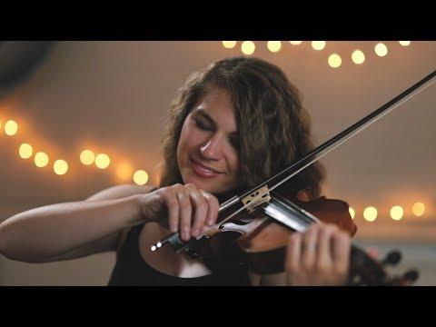 A Whole New World (from Disney's Aladdin) Violin & Piano Cover - Taylor Davis & Lara De Wit