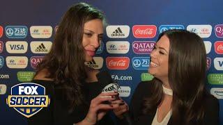 Carli Lloyd on USWNT's FIFA Women