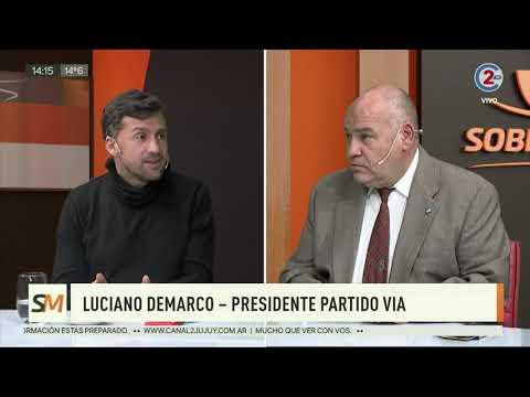 altText(Sobremesa: Luciano Demarco - Carlos De Aparici)}