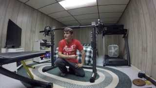 (In Depth) Product Review Of Gold's Gym XRS20 Olympic Bench
