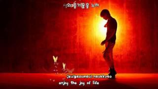 Kim Jaejoong 김재중 - Butterfly [eng + rom + hangul + karaoke sub]