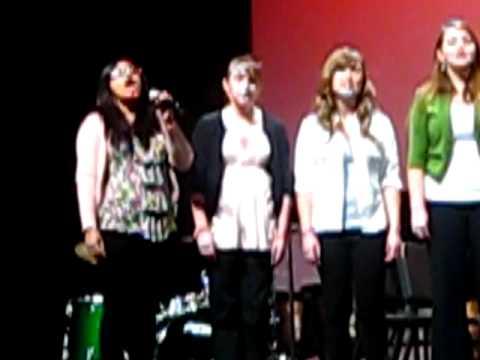 Hillsdale Chamber Choir- Can You Feel The Love Ton...