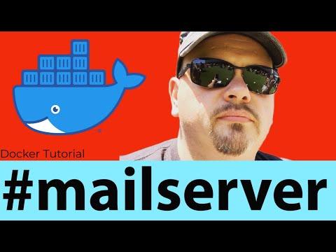 3 Mailserver Setup - Locker mit Docker #mailserver #docker - YouTube