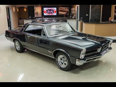 1965 pontiac gto for sale youtube. Black Bedroom Furniture Sets. Home Design Ideas