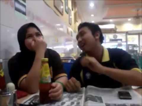 Erick Ikho & Rosniah Daud ~ Karaoke Crazy  5 Mey 2013) @ Restoran Hijrah