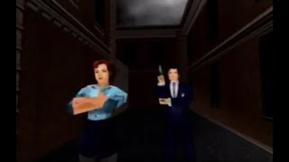 GoldenEye 007 (N64) with commentary (agent 00)
