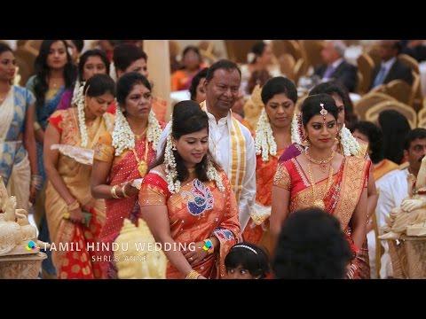 Shri & Anne Tamil Hindu Wedding