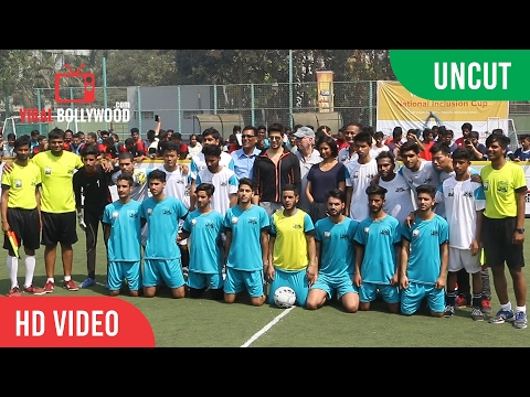 UNCUT - National Inclusion Cup - A CSR   Siddharth Malhotra   Sony Pictures Networks India
