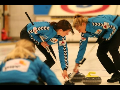 2014 Stockholm Ladies Curling Cup | Round Robin | Homan (CAN) - Ahlmarks (SWE)