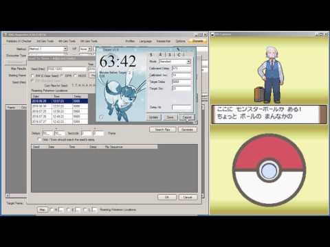 How To RNG Abuse Trainer ID In Pokemon D/P/Pt/HG/SS
