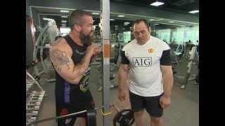 Советы по накачке мышц от Бадюка и Маланичева