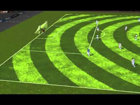 FIFA 14 Windows Phone 8 - Ind Santa Fe VS C. Funchal