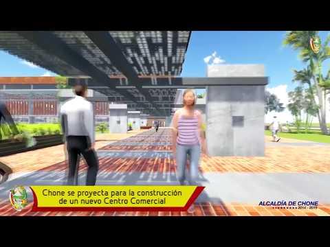Chone se proyecta para la construcción de un nuevo Centro Comercial