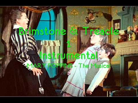Brimstone & Treacle 1 Instrumental - MARY POPPINS the Musical
