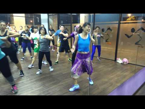 Zumba Fitness Malaysia – 6am by ZIN Sasa
