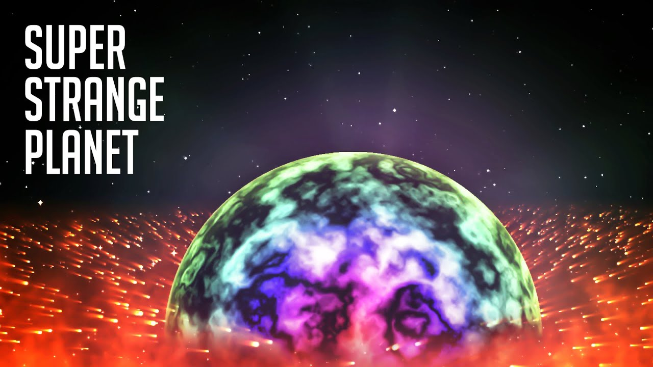 Download The Strangest Planets In The Universe