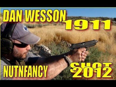 NUTNFANCY SHOT 2012: Dan Wesson 1911s