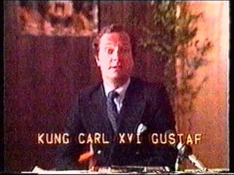 Meteorolog Kung Carl XVI Gustaf