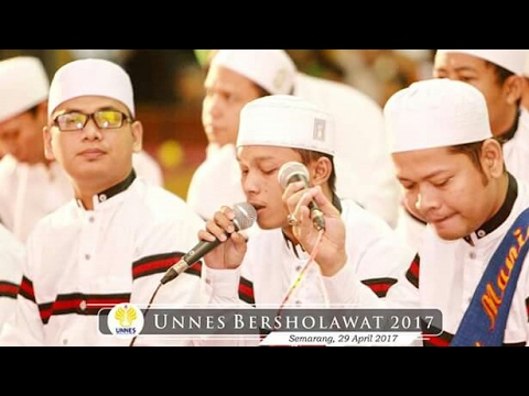 Assalamu'alaik - Ya Rasulallah - Da'uni Az Zahir ( Unnes Bersholawat 2017 )