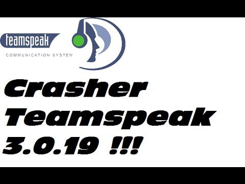 Tuto comment faire crash un client teamspeak 3 - Comment faire un coussin capitonne ...