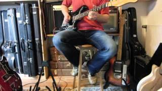 1962 Burns Jazz Shortscale Guitar