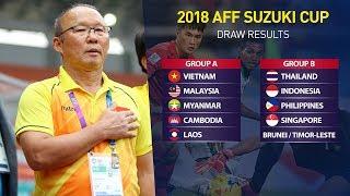 Những điều cần biết về AFF Cup 2018
