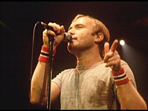Genesis - Abacab 1981 Live Video