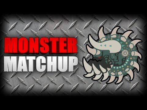 MONSTER MATCHUP - Radobaan (Monster Hunter: World) thumbnail