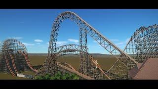 goliath sfgam planet coaster recreation