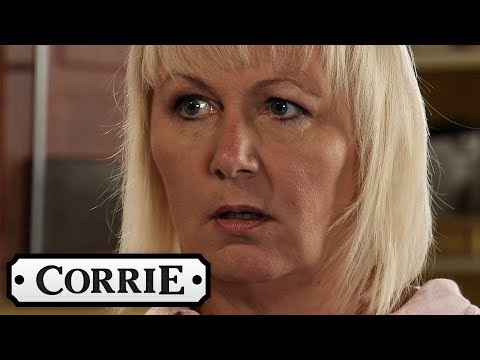 Eileen Finds Out About Jan's Criminal Past | Coronation Street