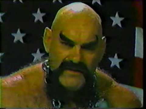 Lou Thesz interviews: Ox Baker