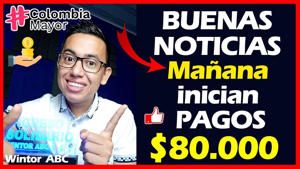 Download ¡Buenas Noticias! Prosperidad social Anuncia PAGOS Septiembre Beneficiarios Colombia Mayor