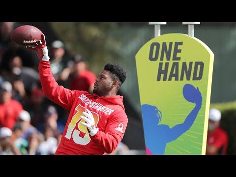Best Hands: 2019 Pro Bowl Skills Showdown | NFL Highlights