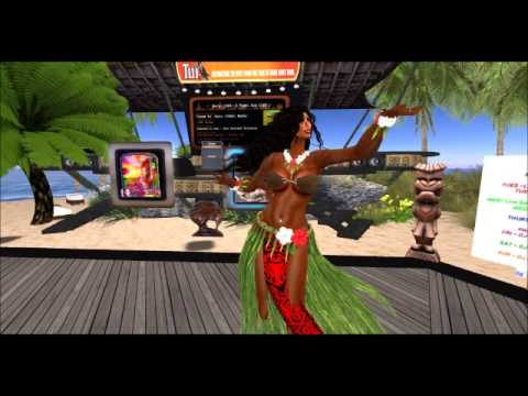 Polynesian Girl by  Lola De Sin - NO voice intro