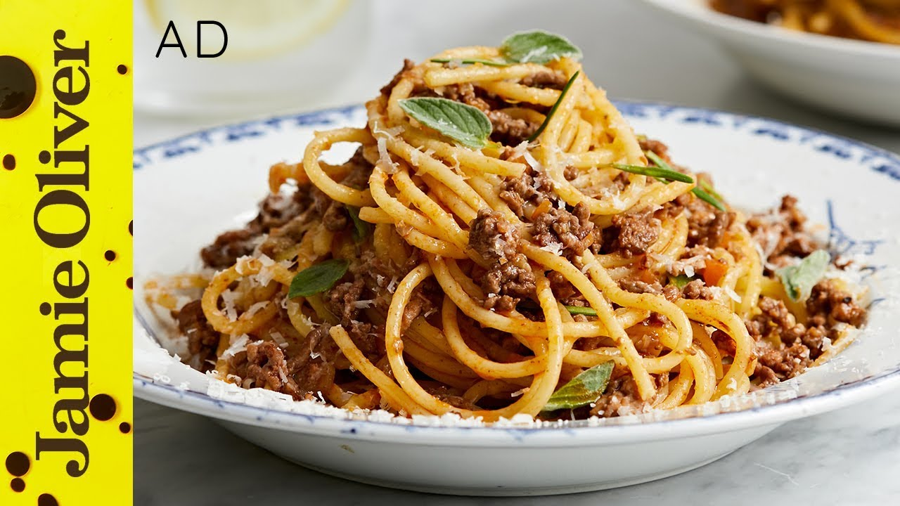 Spaghetti Bolognese Gennaro Contaldo Myfoodmemories Ad Youtube