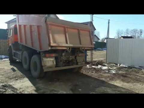 Какое основание использовать под тротуарную плитку. Отсев Новосибирск #ПГСНСК