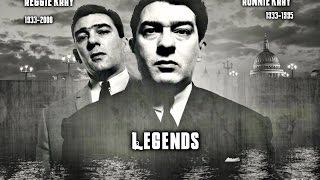 The Kray Twins - Ronnie & Reggie - 1965