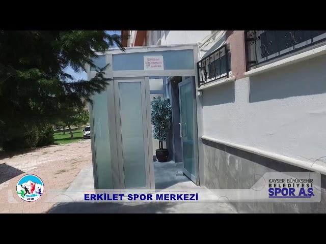 ERKİLET SPOR MERKEZİ