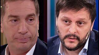 ¿Se pusieron de acuerdo Nación y Ciudad? Lo explican Diego Santilli y Leandro Santoro