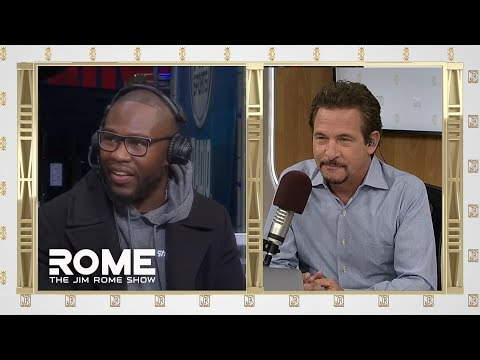 Rams O-line is a BEAST   The Jim Rome Show