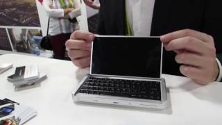 Graalphone 4-in-1 smartphone/notebook/tablet concept
