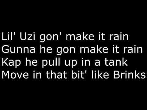 Kap G - Marvelous Day ft  Lil Uzi Vert Gunna (OFFICIAL LYRIC VIDEO)