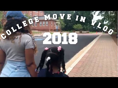 College Move-In Vlog 2018// Agnes Scott College