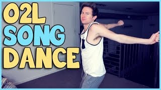 dancing to the o2l song